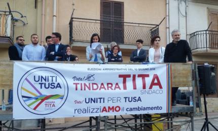 """Elezioni: presentata la lista """"Uniti per Tusa"""""""