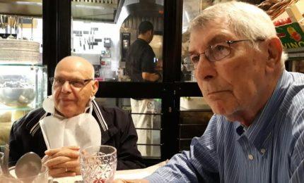 Cittadinanza onoraria di Cefalù al pilota Vic Elford