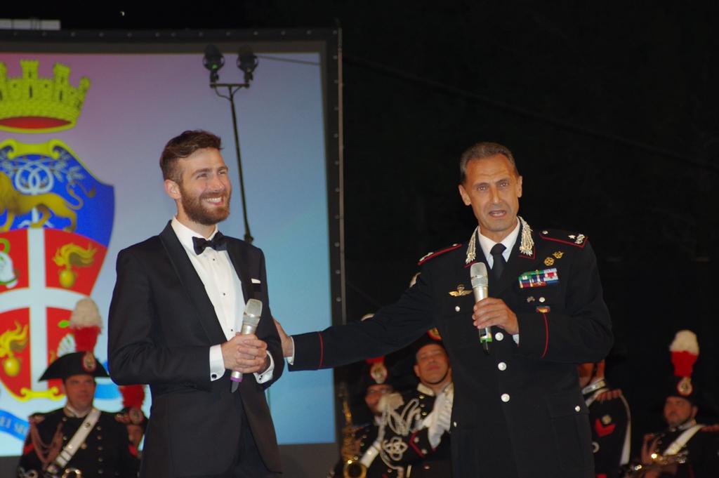 Festa dei carabinieri, concerto al Teatro di Verdura con il tenore Licitra