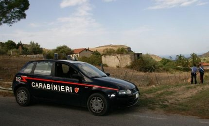 Lite di coppia finisce a schiaffoni: intervengono i Carabinieri