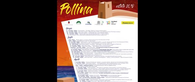 A Pollina è già Estate, ecco il programma degli eventi