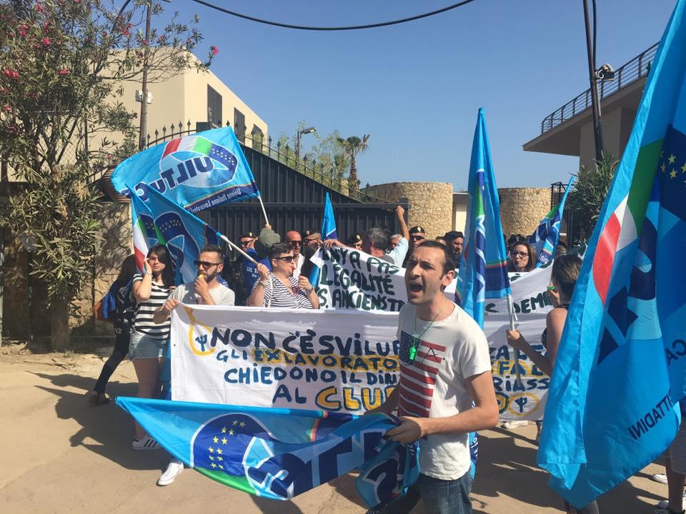 Club Med, si ferma la protesta degli ex dipendenti: ottenuto tavolo di lavoro alla Regione
