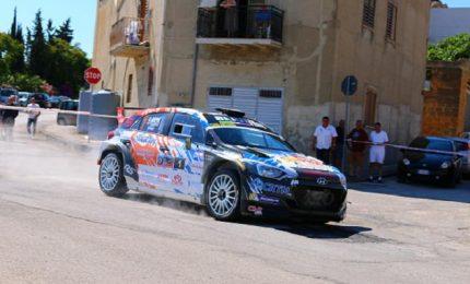Al Rally di Caltanissetta tutti contro Riolo