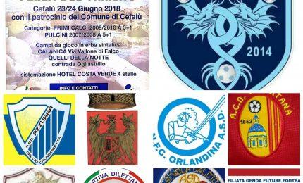 Sporting Cefalù, domani via al Trofeo Perla del Tirreno