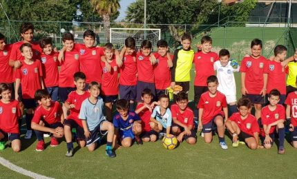 Sporting Cefalù, compleanno con vista al futuro
