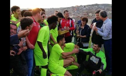 Torneo delle Madonie, trionfo dell'Unione Castellana-Polizzi