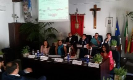 L'assessore Pappalardo al Travel Blogger day di Cefalù