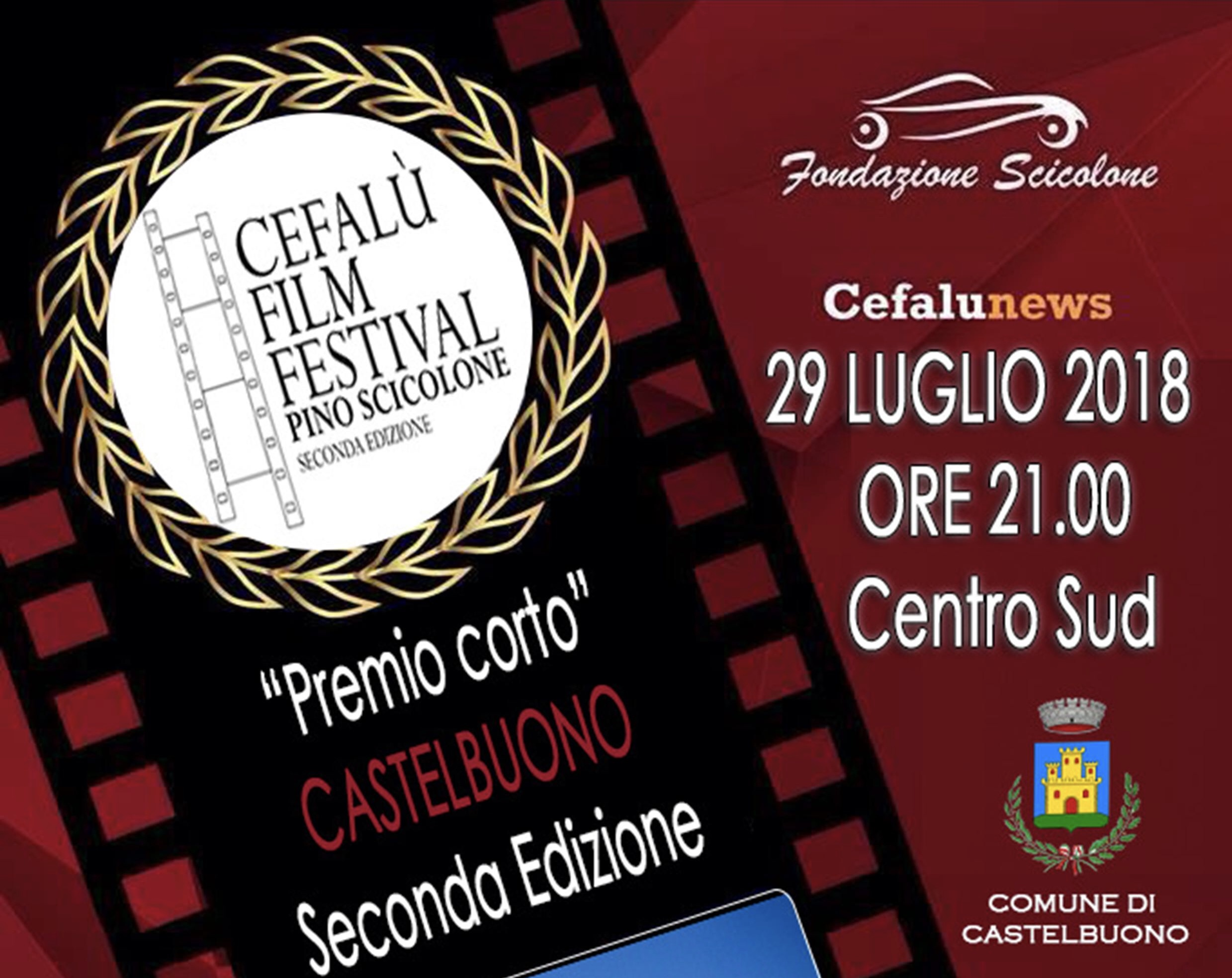 Il Cefalù film festival sbarca a Castelbuono: i corti in gara