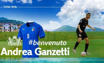 Dall'azzurro della nazionale al biancoazzurro del Real Cefalù, Andrea Ganzetti alla corte di mister Rinaldi!