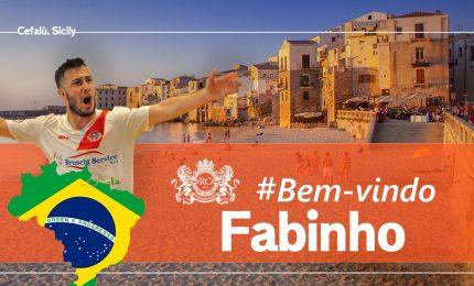 Il laterale Fabinho è un nuovo giocatore del Real Cefalù!