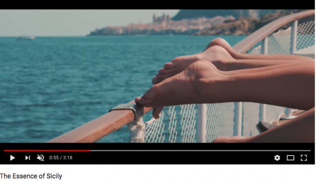 """""""The essence of Sicily"""", il video promo dell'isola spopola sul web (VIDEO)"""