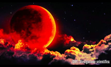 Eclissi di luna: cos'è e come guardarla (VIDEO)