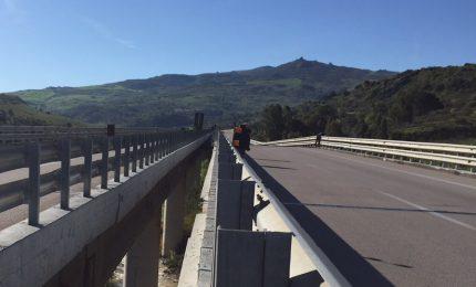 Tragedia sull'autostrada A 29, un uomo si lancia dal viadotto