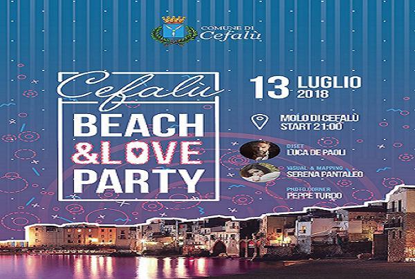 """""""Beach&Love Party"""" a Cefalù"""
