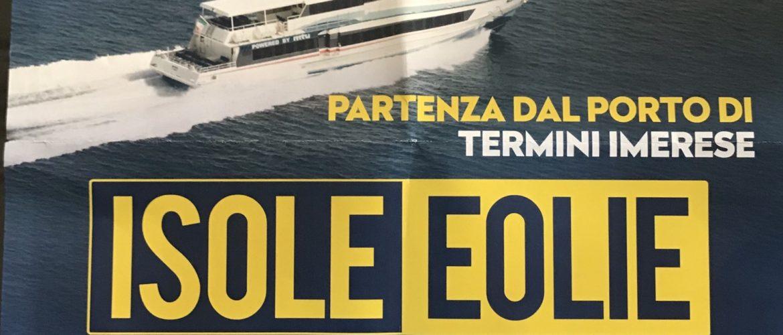 Nuova autostrada del mare a Termini Imerese per le isole Eolie