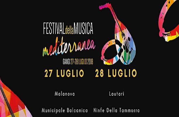 A Gangi il primo Festival della Musica Mediterranea