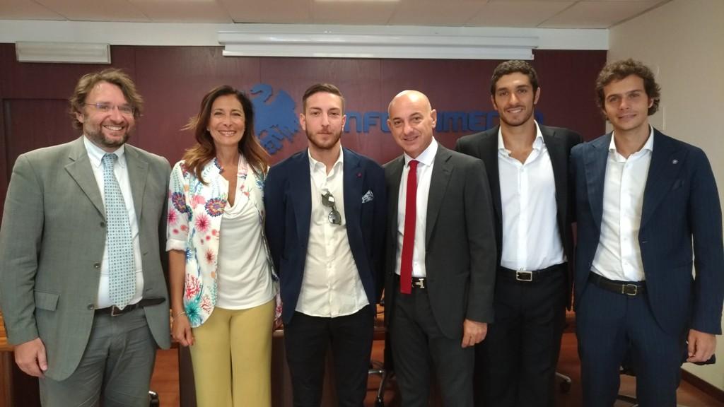 Operativa la convenzione fra Confcommercio e Unicredit: appena finanziato bar giovane imprenditore