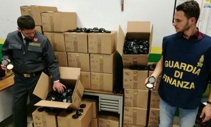 Guardia di Finanza: sequestrati circa seimila cofanetti di cosmetici contraffatti
