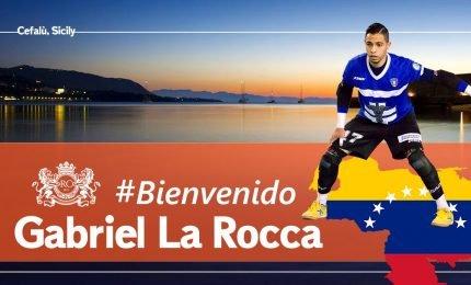 Tra i pali arriva il nazionale Venezuelano Gabriel La Rocca! (video)