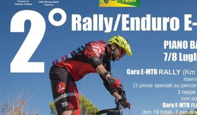 Piano Battaglia, le bici protagoniste: al via il secondo Rally/Enduro E-MTB