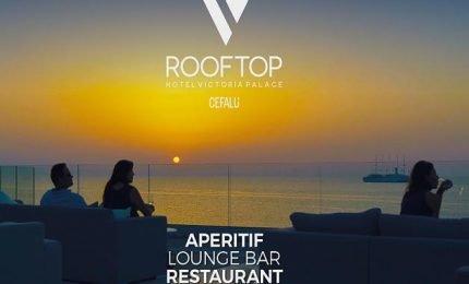 Questa sera s'inaugura il Rooftop del Victoria Palace