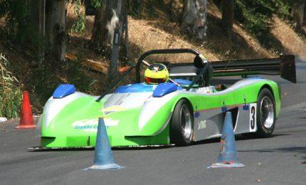 A Michele Puglisi lo slalom di Castelbuono