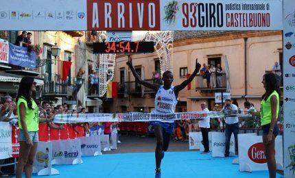 Il Giro podistico internazionale di Castelbuono nel segno del Burundi