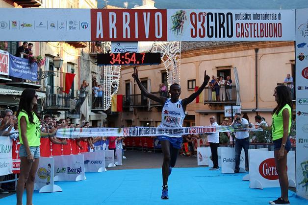 Cresce l'attesa per il Giro podistico a Castelbuono