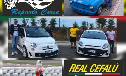 Vittoria per i porta colori della scuderia Real Cefalù Reparto Corse