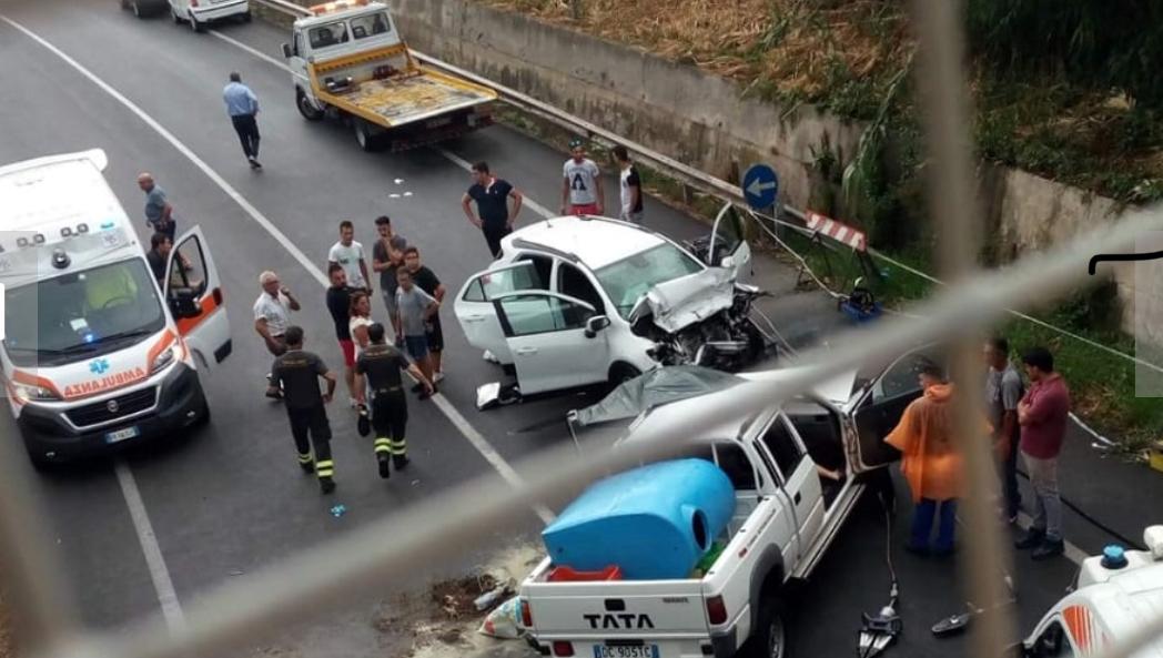 Drammatico incidente stradale: perde la vita una donna di Montemaggiore