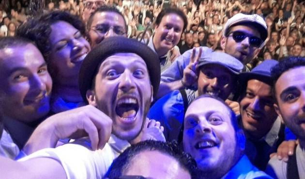 The Energie Splash Big Band conquista il Lungomare di Cefalù
