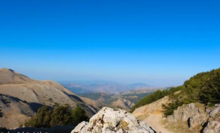 Piano Battaglia, performance sonora di corni naturali a Monte Mufara