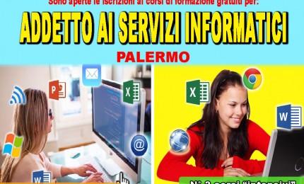 Corsi intensivi per addetti ai servizi informatici, iscrizioni aperte a Termini e Cefalù
