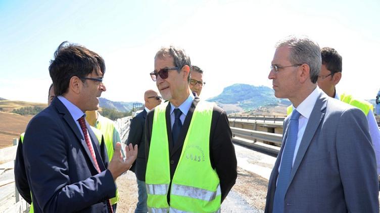 Musumeci convoca Anas, Cas e protezione Civile per la questione sicurezza dei ponti