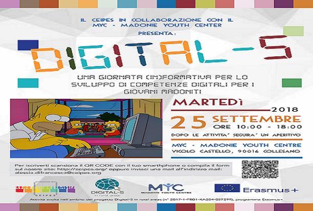 Digital-S un'iniziativa destinata ai giovani delle Madonie