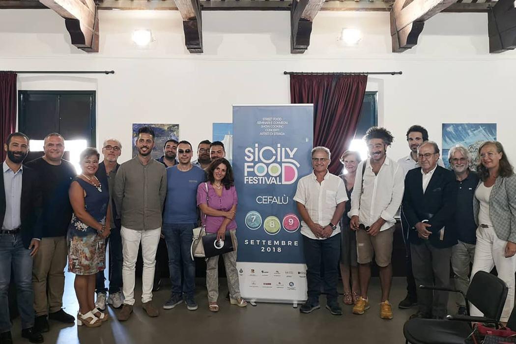 Cefalù, Sicily Food Festival 2018: chi sono i promotori dell'iniziativa