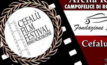 Cefalù film festival Pino Scicolone, serata finale con Ernesto Maria Ponte