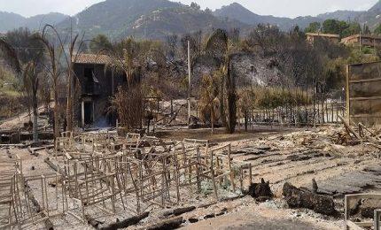 Cefalù, incendio del 2016: il pungiglione mozzato