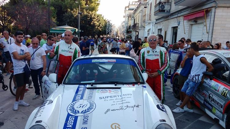 A Mauro Lombardo il Trofeo Rally di Zona