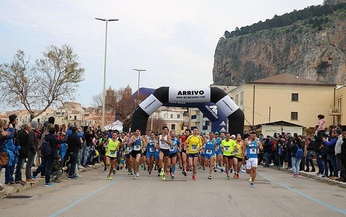 Domenica a Cefalù la prima maratonina Perla del Tirreno