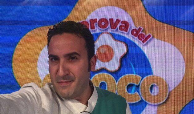 Lo chef Natale Giunta dalla Sicilia a Roma