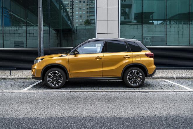 La Suzuki Nuova Vitara pronta al lancio