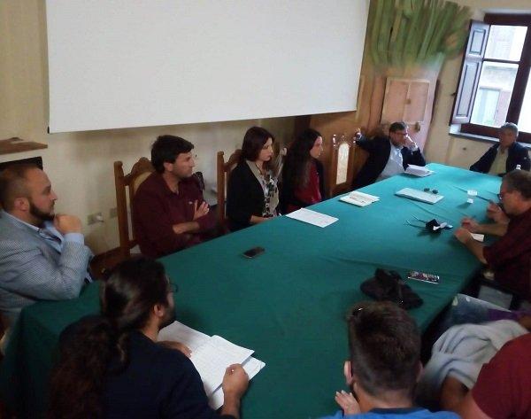 A Castelbuono si è tenuto un Tavolo tecnico sui rifiuti