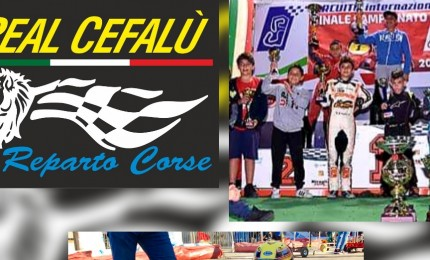 Real Cefalù Reparto Corse: weekend da applauso nelle competizioni