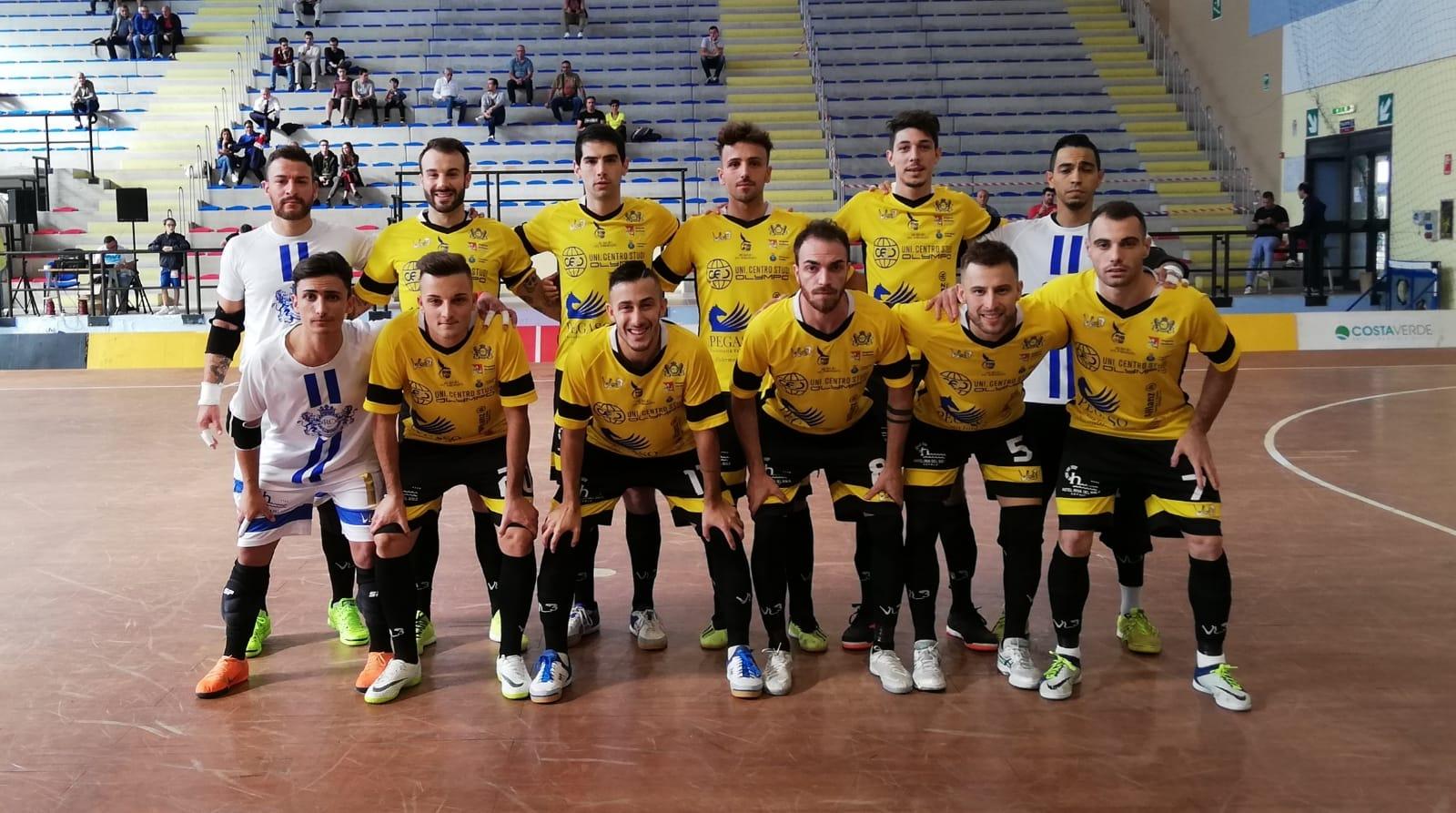 Il Real Cefalù termina il girone d'andata oltre le aspettative
