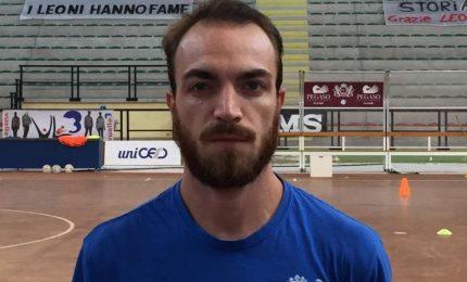 """Vincenzo Montelli: """"Ariccia squadra esperta, non sarà la stessa partita di coppa Italia""""."""