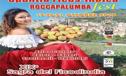 A Roccapalumba dal 19 al 21 ottobre sarà Festival del ficodindia (programma)
