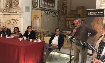 Termini Imerese, presentato il libro di Domenico Bosco