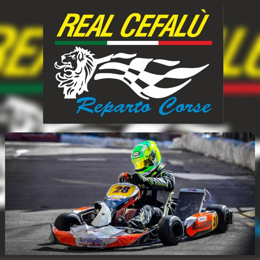 Salvatore Cimino si distingue nel Trofeo Nazionale ACI kart