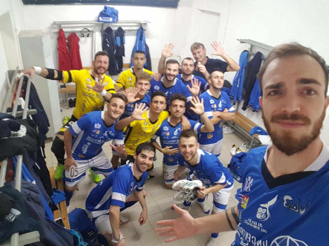 Il Real Cefalù Uniolympo espugna Ciampino e ottiene la QUARTA vittoria consecutiva
